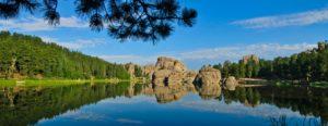 Custer State park Black Hills South Dakota