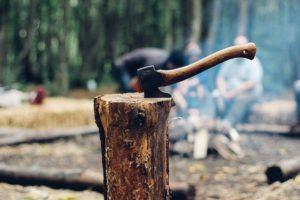 firewood-axe