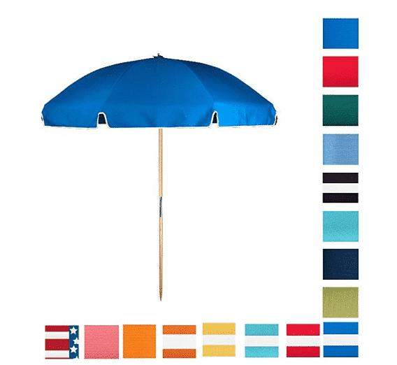 Frankford Commerical Grade Beach Umbrella