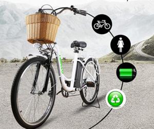 NAKTO 26 250w cargo electric bike