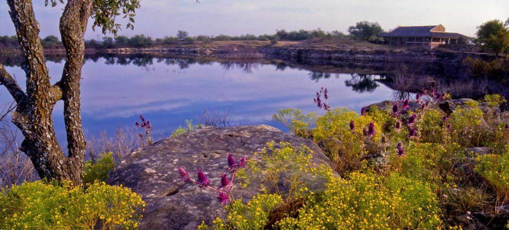 Fort Richardson state park Texas