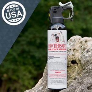 best bear spray 3