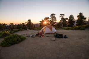 best camping cots to be comfortable