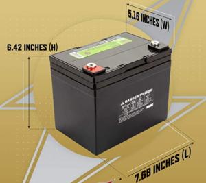 best trolling motor battery 3