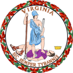 Virginia State Parks Seal