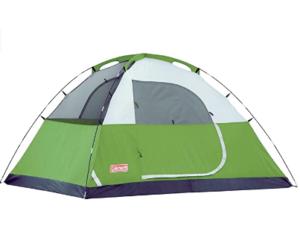 best family tent 1 Coleman Sundome
