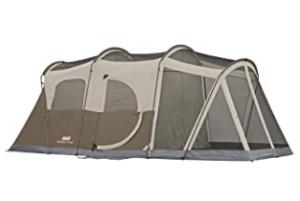 best family tent 4 Coleman WeatherMaster