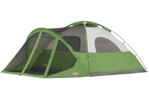 best family tent 6 Coleman Dome Screen Room