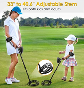 best metal detector for kids 5 - rm ricomax adult and kids