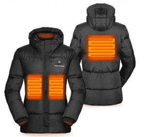 best heated jacket for women 6 Ventustas Womens