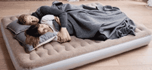 Etekcity camping mattress for couples