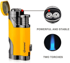 Guevara butane torch lighter
