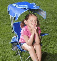 Kelsyus Kids Outdoor Canopy Chair