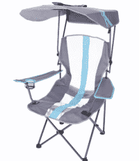 and Outdoor Events Portable Chair for Camping Kelsyus Mesh Backpack Chair Tailgates