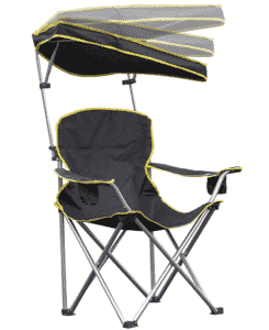 Quik Shade Heavy Duty Max Shade Extra Wide Beach Chair
