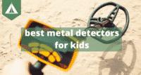 best metal detectors for kids