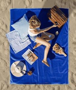 CGear Sandlite sand free beach mat