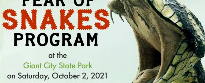 face your fear of snakes program