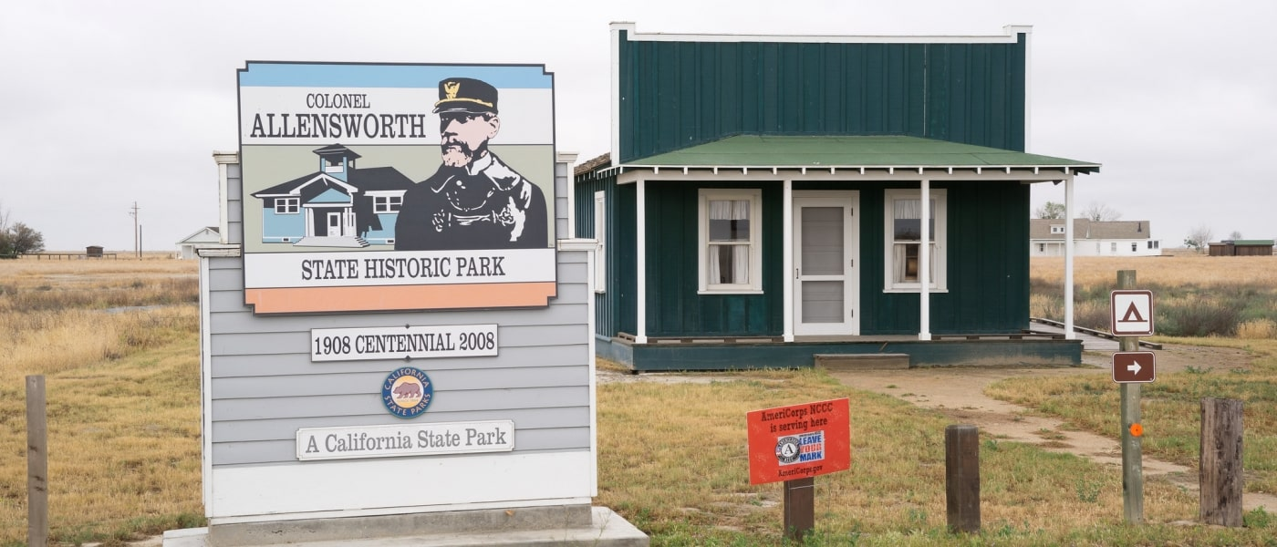 Col. Allensworth State Historic Park