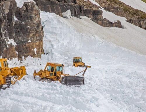 Glacier National Park closes Logan Pass due to snow