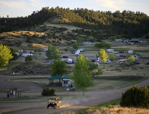 Montana State Parks turns over Hell Creek State Park to Little Shell Chippewa Tribe