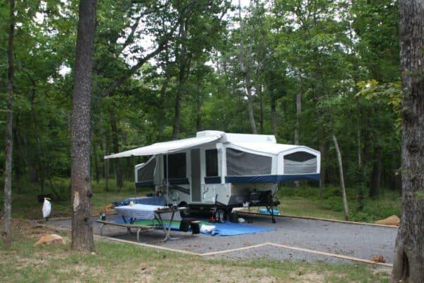 Improved RV Campsites