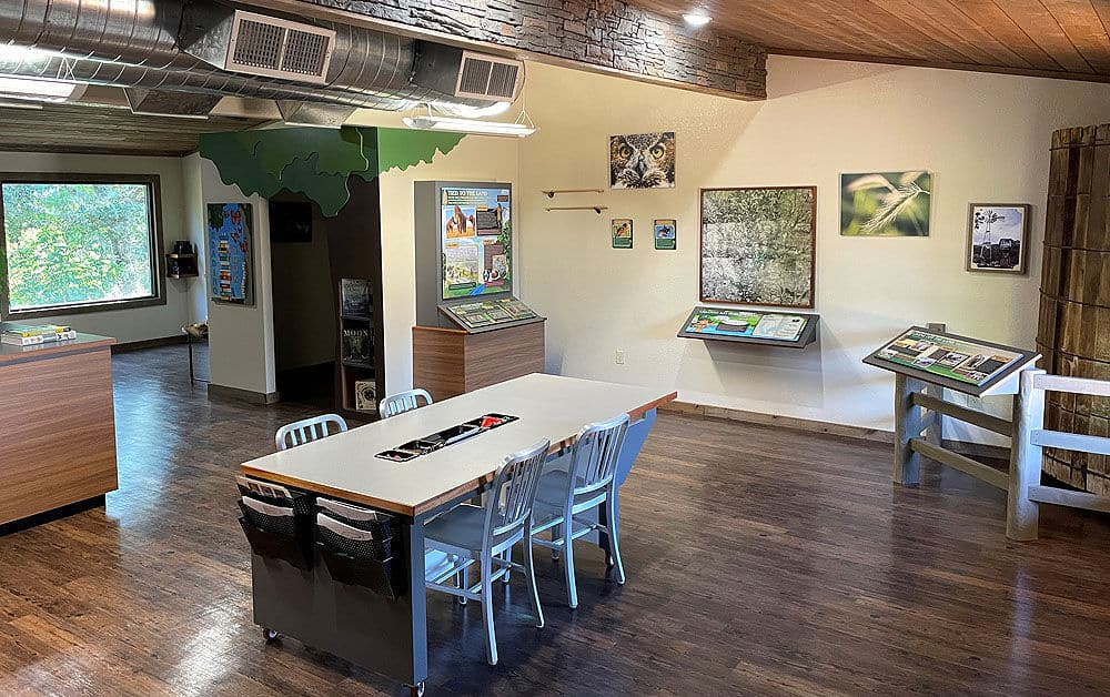 New nature center opens Saturday at Ray Roberts Lake State Park