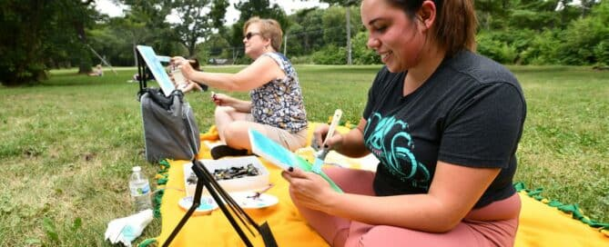 October events at Kankakee River State Park