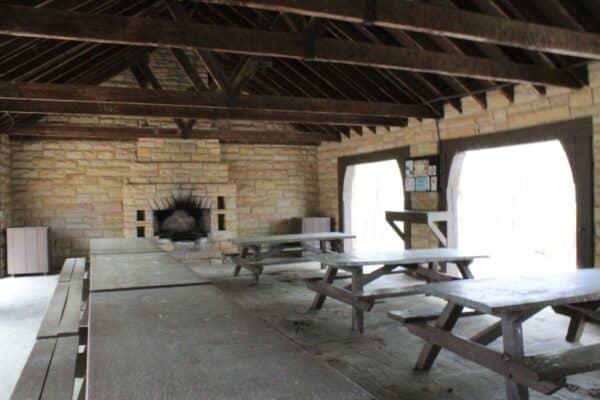 Picnic Areas & Pavilion Rentals