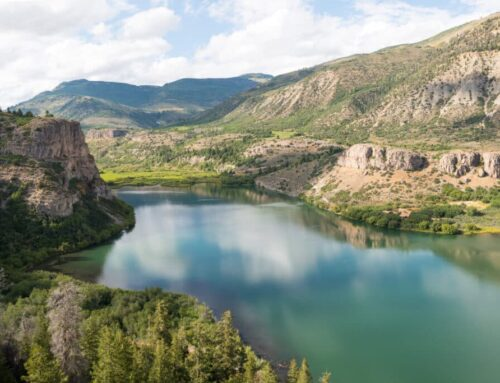 Sweetwater Lake is Colorado's newest state park
