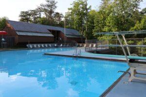 Swimming pool DeSoto