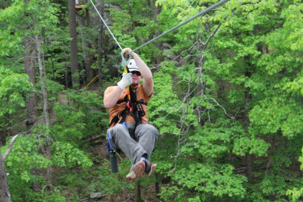 Zip-Line Aerial Adventure1