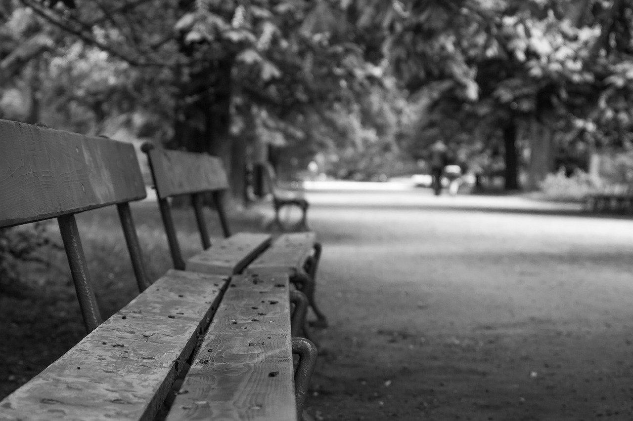bench empty