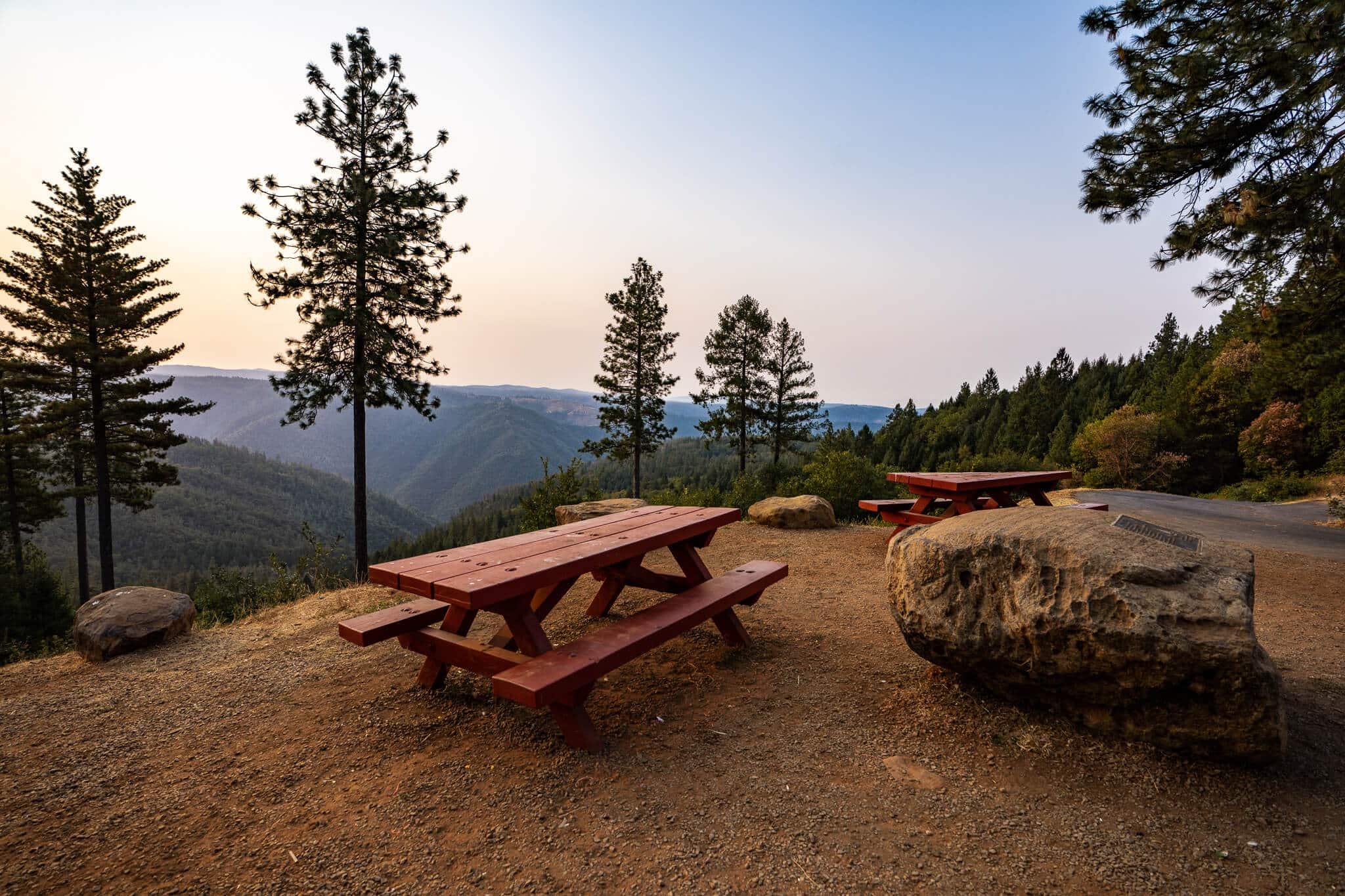 campsite Auburn State Recreation Area