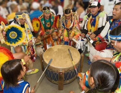 Black Hawk State Park hosted Indigenous remembrance ceremony