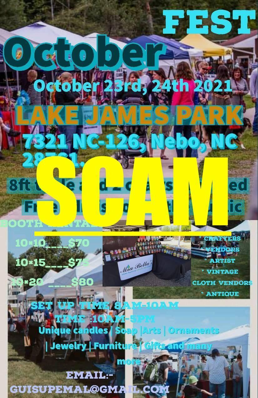 oktoberfest scam