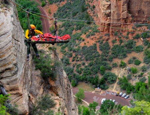 79-year-old hiker lost for 5 days in Zion National Park, Found!